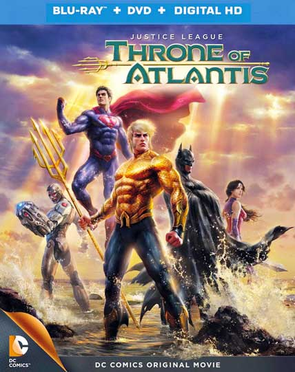 film streaming Justice League : Throne of Atlantis